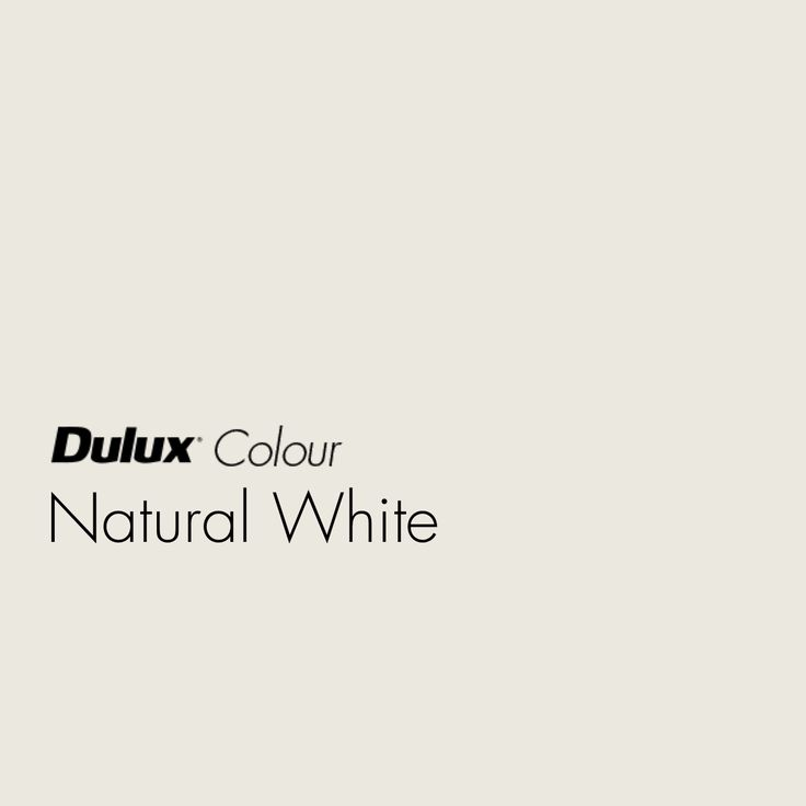 Dulux Kitchen Paint White