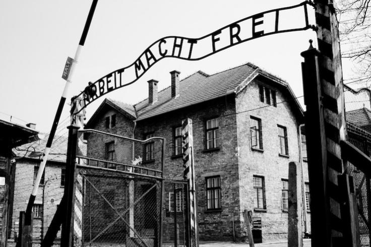 Dag 3. Concentratiekamp Auschwitz.