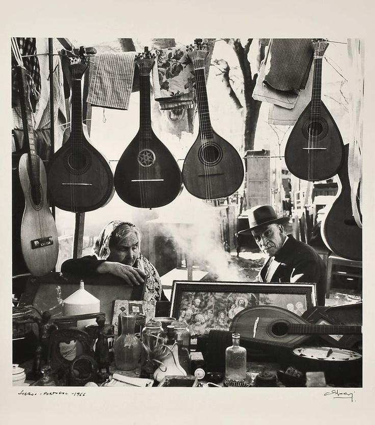 Portuguese guitar | Eduardo Gageiro Photography