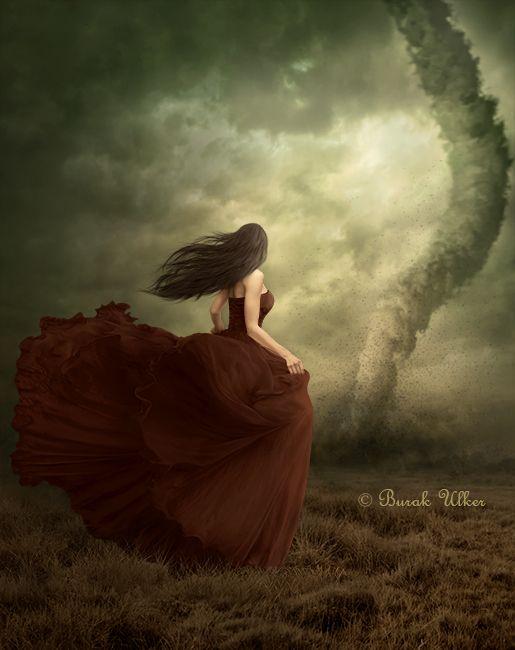 No Escape From Reality by BurakUlker.deviantart.com on @DeviantArt