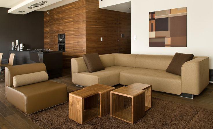 NOTI sofa | armchair | BLOC collection | design by Piotr Kuchciński | home…