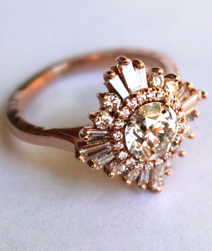 1920s inspired wedding ring wow i have a new favourite mum - 1920s Wedding Rings