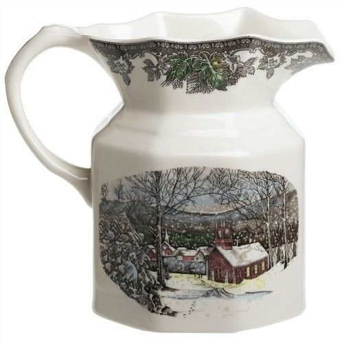 Johnson Brothers Friendly Village Large Pitcher | Wayfair $33.35