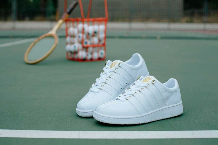 K-SWISS – 50th Year Anniversary K-SWISS are turning 50 and to mark the occasion they're re-making some of their classic designs in a new line of limited-edition, premium quality footwear.