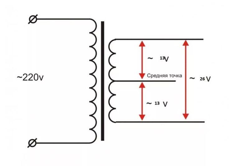 как соединить два трансформатора для повышения силы тока ...