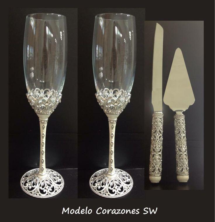 Copas espectaculares para tu brindis modelo copas 02 026s for Copas de champagne