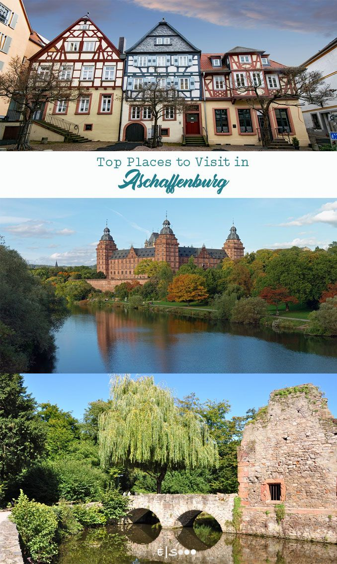 Wellness Aschaffenburg top places to see in #aschaffenburg #bavaria #germany | best of