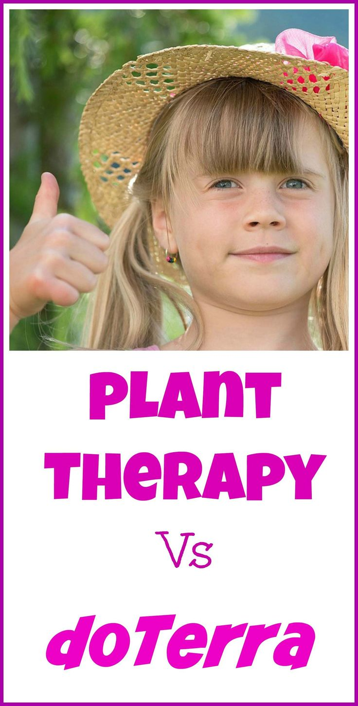Plant Therapy vs doTerra