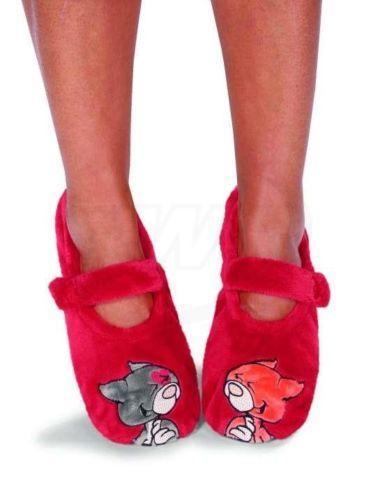 Pantofole Ciabatte NICI Waldmuller 32440 in Peluche Tom E Tina s M L 16972 | eBay