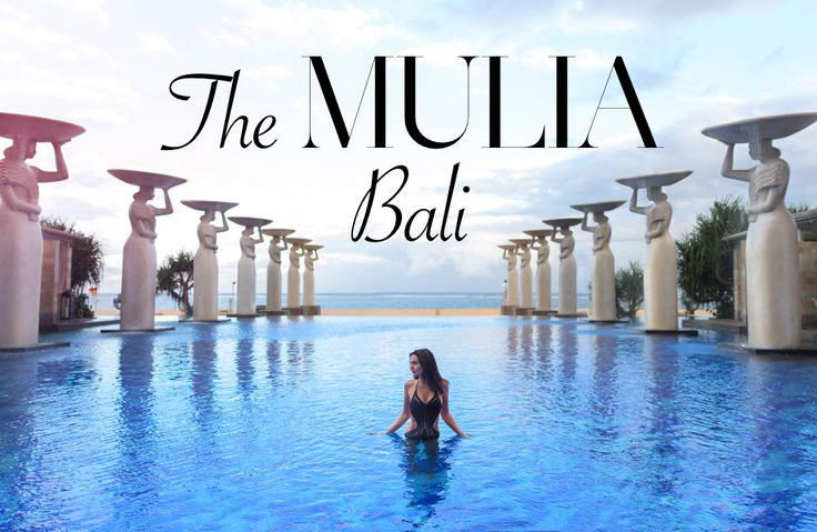 Our stay at the Mulia in Bali