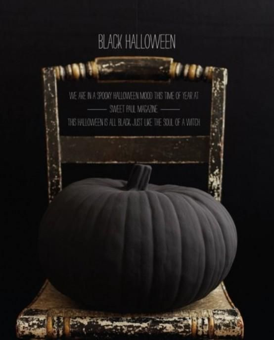 Halloween im Schwarzen Die stilvollste und furchtsamste Party überhaupt