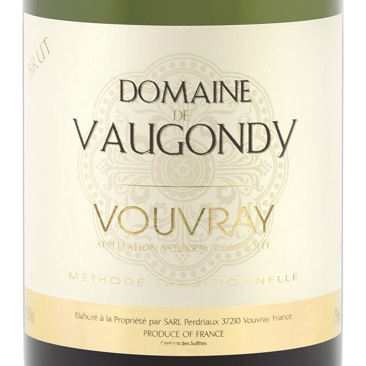 vaugondy sparkling wine | Domaine De Vaugondy Brut Vouvray - Expert wine ratings and wine ...