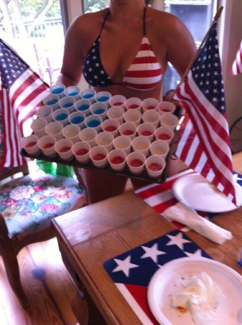 fourth of july bikini tops