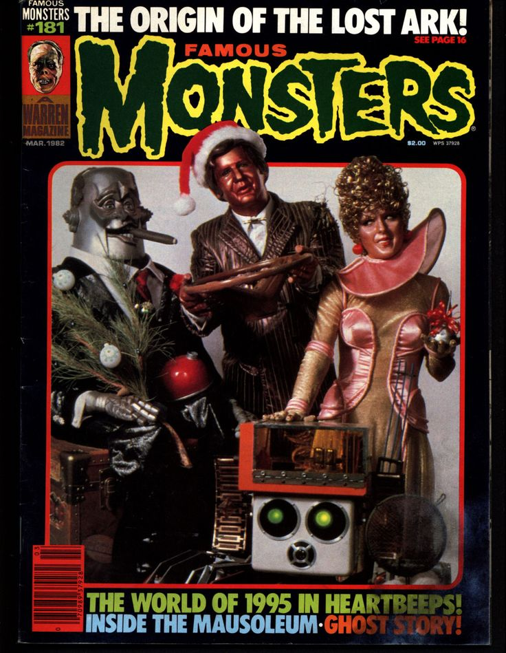 FAMOUS MONSTERS 181 Horror Science Fiction Fantasy Ghost