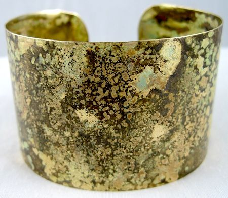 Easy Patina Finishes for Copper and Brass – a Tutorial — Jewelry Making Journal