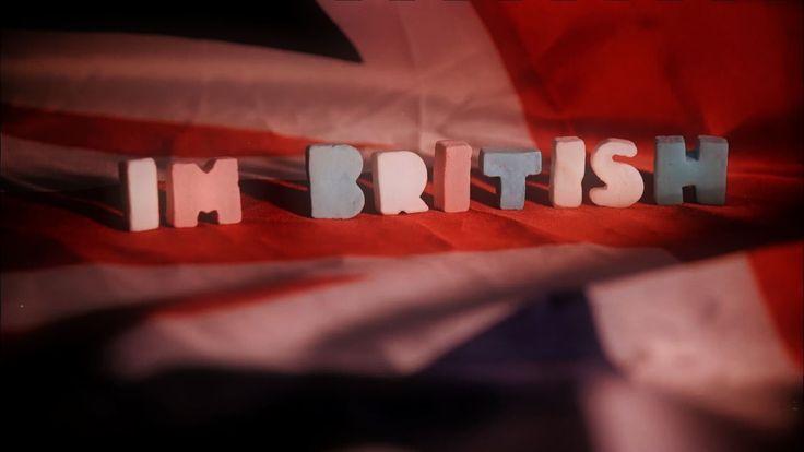 Professor Elemental  -  I'm British    (Dir: Moog Gravett)