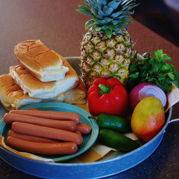 Dive into Summer with Hawaiian Dogs & Pineapple Relish - a southern discourse