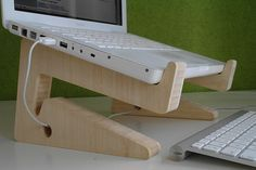 I have seen something similar by an American designer. This one is designed to travel. Kinda neat.