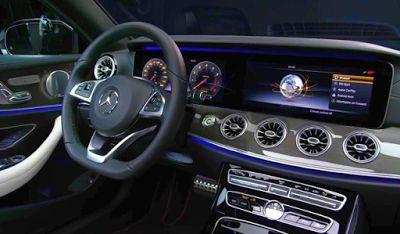 2018 Mercedes-Benz E-class Coupe Interior Review