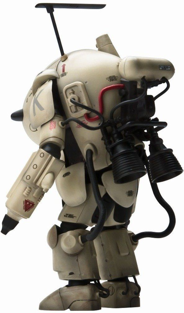 Amazon.com: Senario Maschinen Krieger SFAS Fireball 03 Figure: Toys & Games