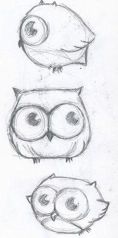 simple drawings cute beautiful - Google-søgning