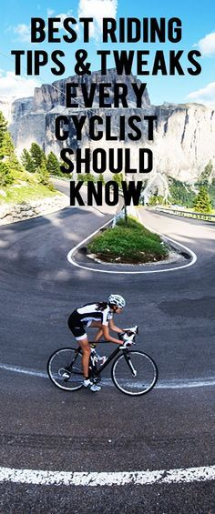 Best Riding Tips And Tweaks Every Cyclist Should Know! #cycling #bike #bicycle #cyclingtips #cyclingadvice