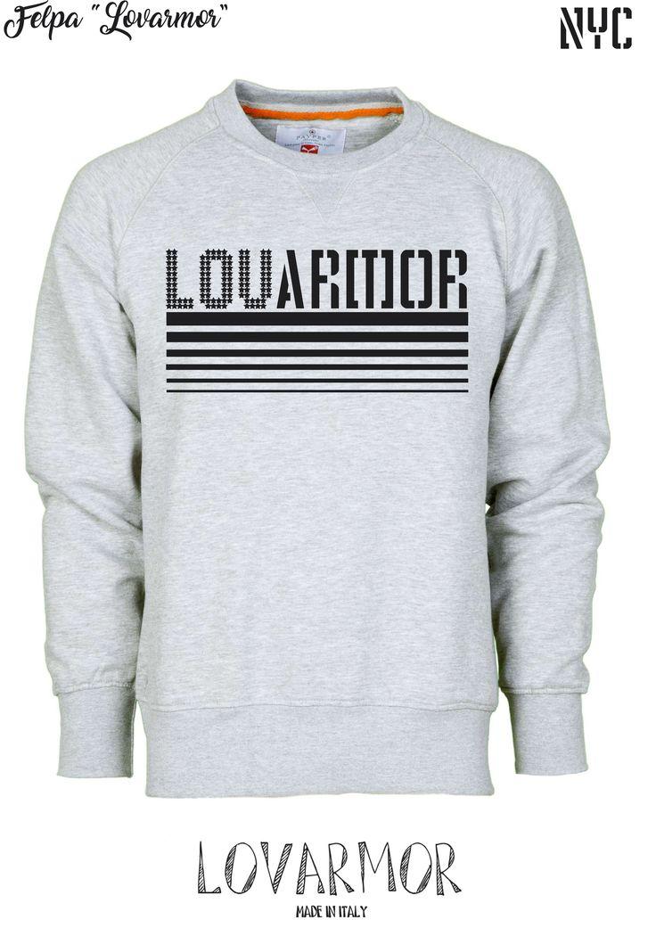 Felpa Lovarmor #lovarmor