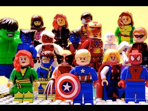 Lego Spiderman - YouTube