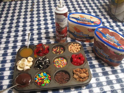 Next time we have people over and happen to have sundaes, I will remember this :-)
