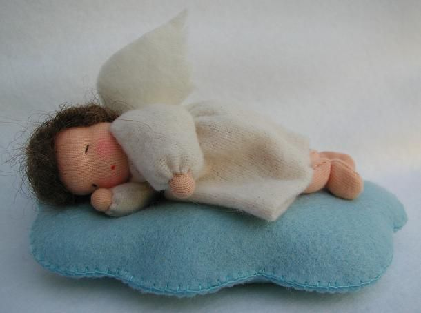 Atelier Pippilotta :: Kinderen Pakketten :: baby engel