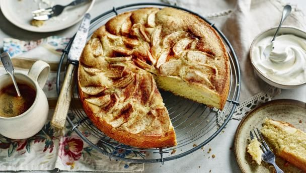 Apfelkuchen are revered in Germany, and this moist cake with a crunchy cinnamon topping will show you why.