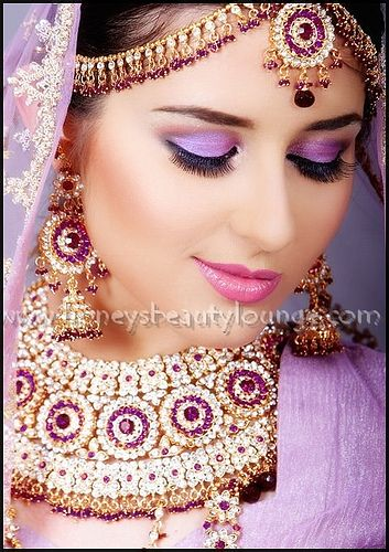 Bride | Flickr - Photo Sharing!   She is simply a gorgeous Indian bride!     Aline for Indian weddings