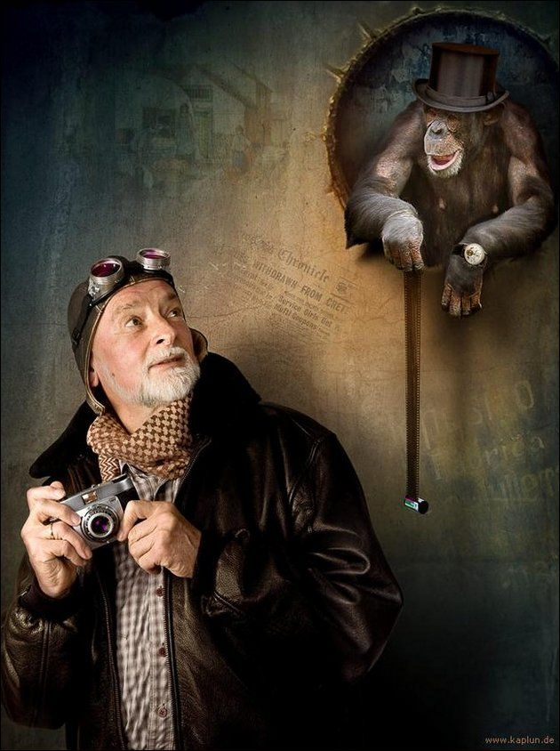 pavel kaplun | Extraordinary Photoshop Artworks of Pavel Kaplun