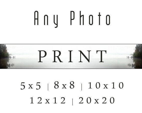 Any Photo (Choose Your Size) Fine Art Print. Unframed Photography Print from Photos in Shop or on Facebook. Custom Photo Prints. by ZenStatePhotography from ZenStatePhotography. Find it now at http://ift.tt/1AVfX9R!