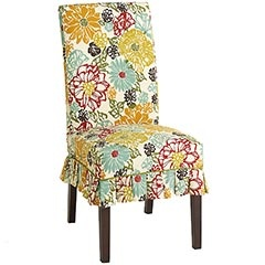 furniture dining rooms retro chairs chair slipcovers parsons chairs