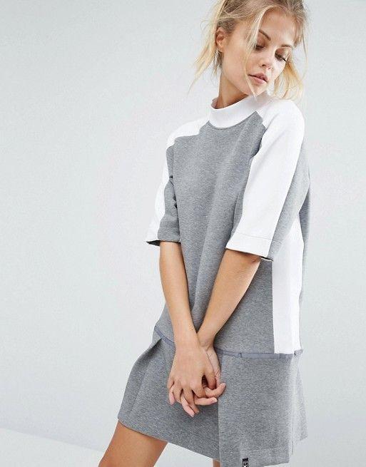 ASOS Sweat Dress € 26,99 su Asos ASOS – Vestitino di felpa...