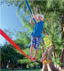 Help your older kids get the exercise they need by making outdoor play fun - HearthSong
