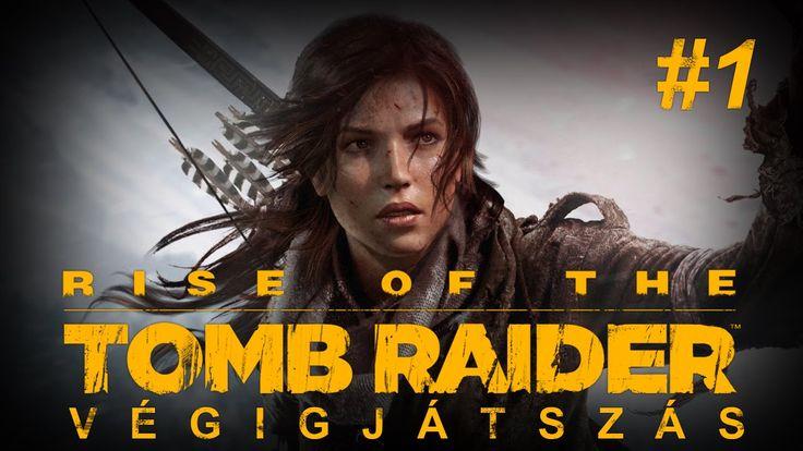 Rise of the Tomb Raider - Végigjátszás #1 - Survivor