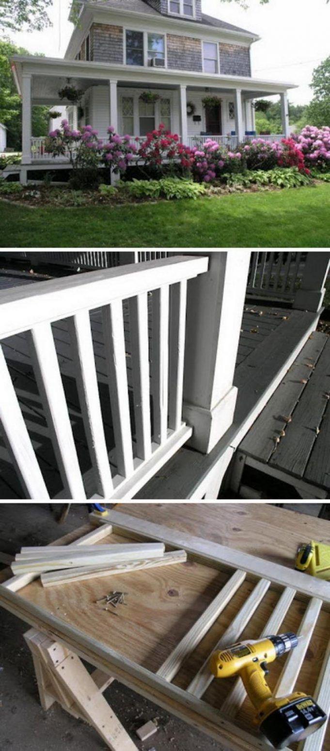 20 creative DIY deck railing ideas - page 13 of 20# ...