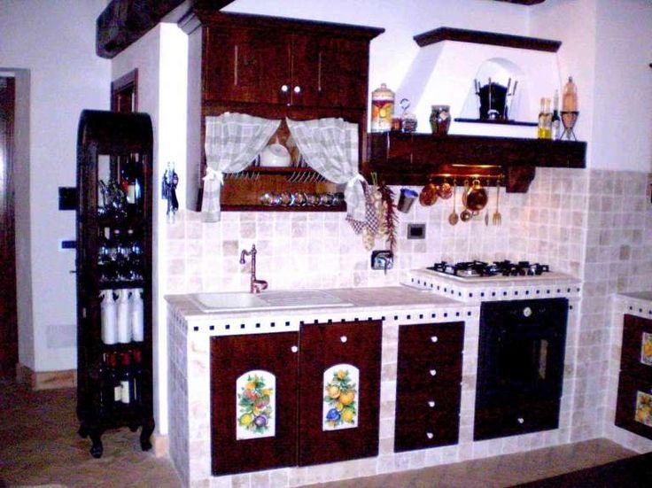 Cucine in muratura  (Foto 16/43) | PourFemme
