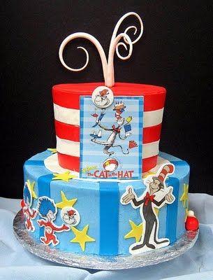 Dr. Seuss Baby Shower