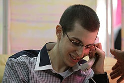 Gilad Shalit, Israeli citizen, who as a soldier of the Israel Defense Forces (IDF) was abducted inside Israel by Hamas militants in a cross-border raid via underground tunnels near the Israeli border with Gaza on 25 June 2006. The Hamas militants held him for over five years, until his release on 18 October 2011 as part of a prisoner exchange deal.