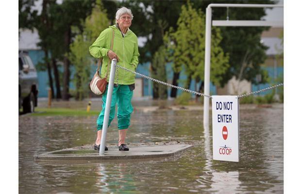 Flooding in Alberta June 2013