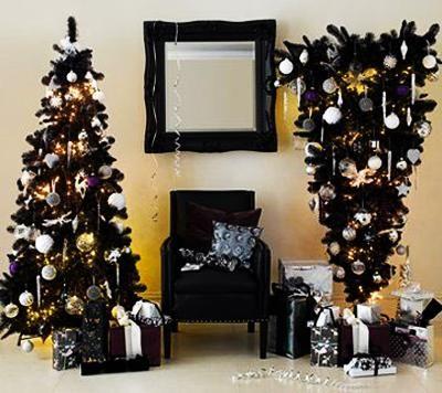 Hanging A Christmas Tree Upside Down