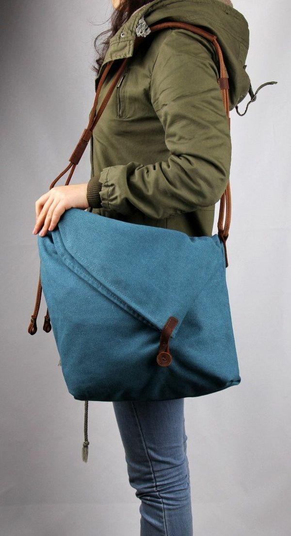 sac en toile, design original