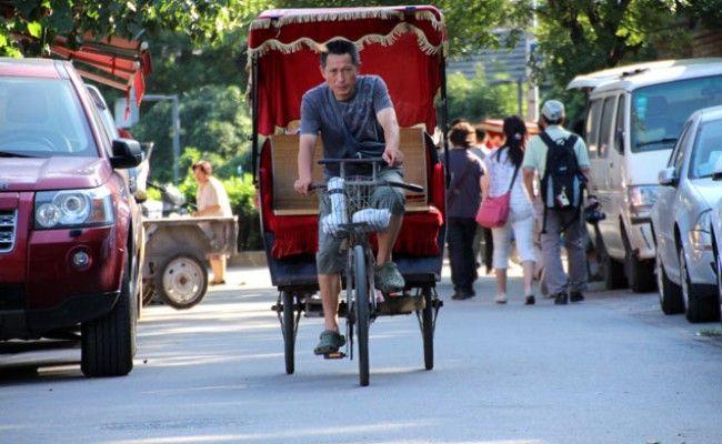 Bici Taxi por los Hutongs