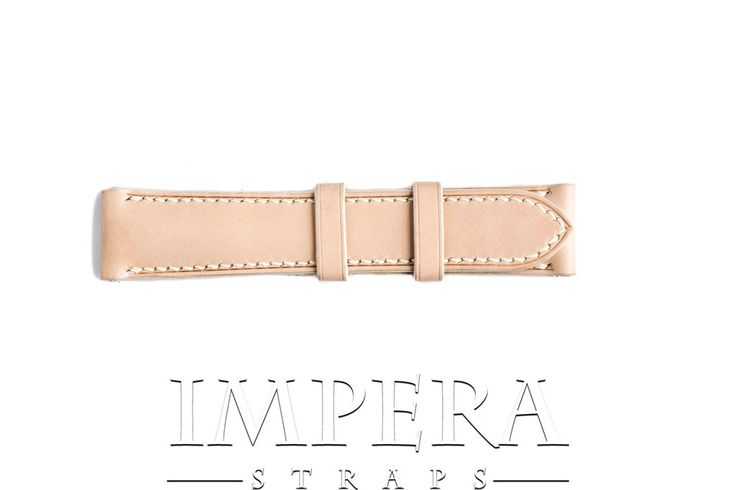 Vegetable Tanned Natural Genuine Leather Watch Strap,https://www.imperastraps.com