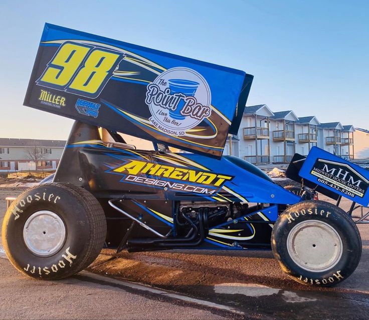 Pin by Nate on Wings & Dirt in 2020 Sprint cars, Dirt