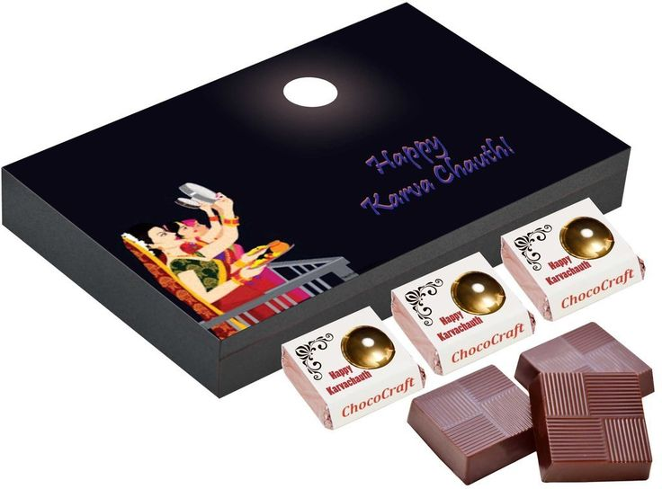 Karvachauth gifting   chocolate gift packs