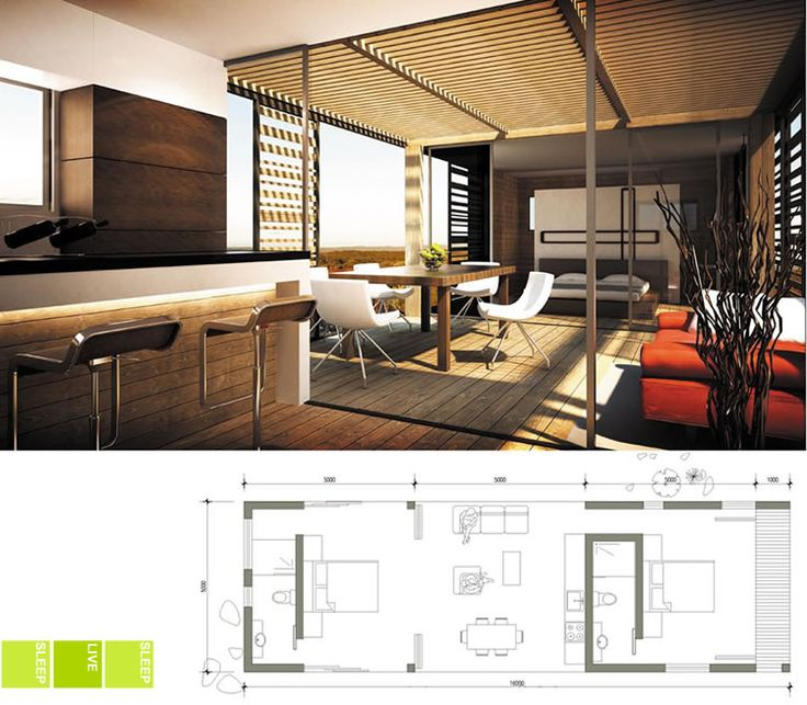 The ecomo home is a predesigned, prefabricated, customised home, offering numerous options in layout, size and finish.